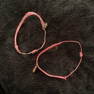2 simply southern bracelets